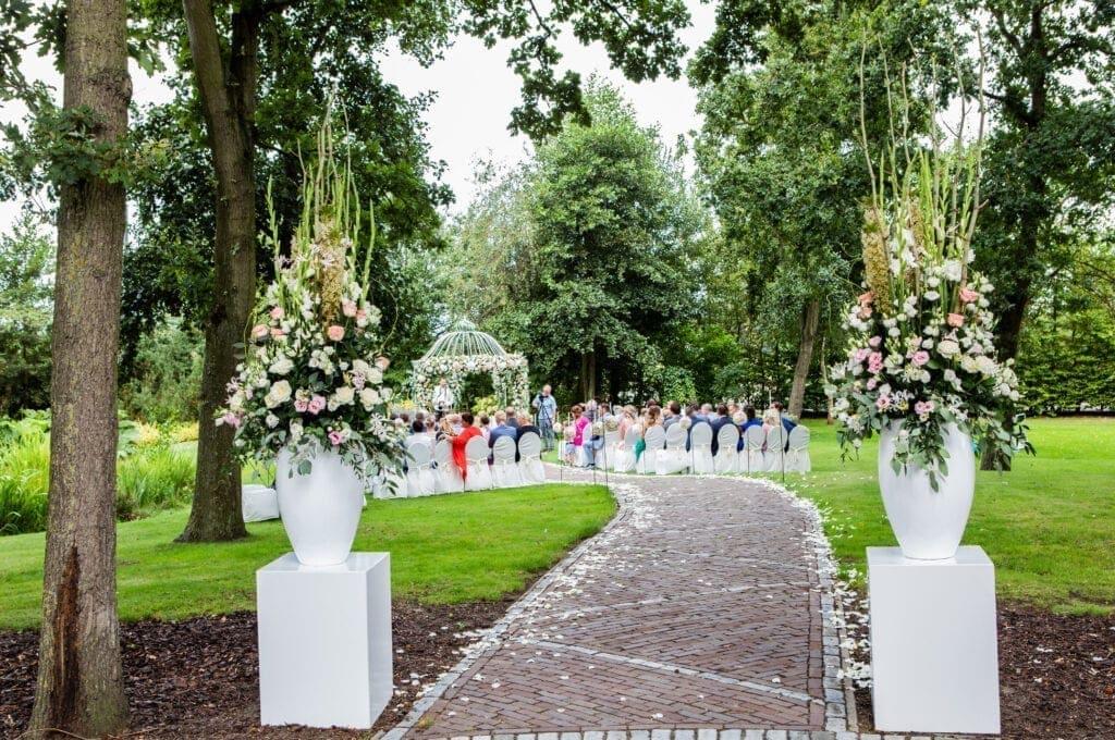 Wedding Story op unieke Trouwlocatie trouwen op een Landgoed