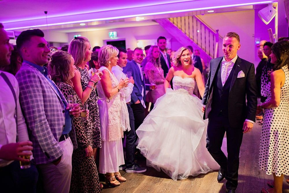 Feestavond op unieke Trouwlocatie trouwen op een Landgoed