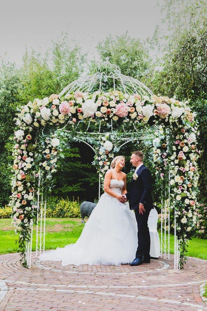 Trouwen op unieke Trouwlocatie trouwen op een Landgoed