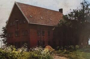 De eerste boerderij op Landgoed Tespelduyn
